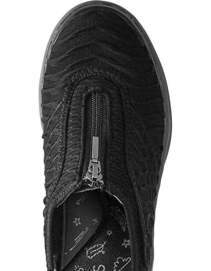 Fancy Black 3D Sneaker image 4