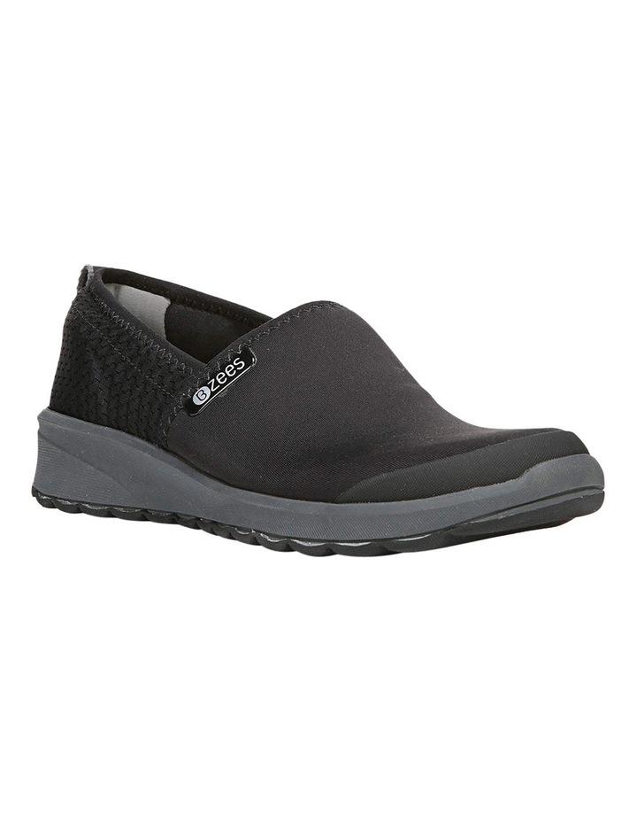 Glee Black Mesh Sneaker image 2