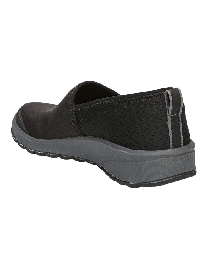 Glee Black Mesh Sneaker image 3