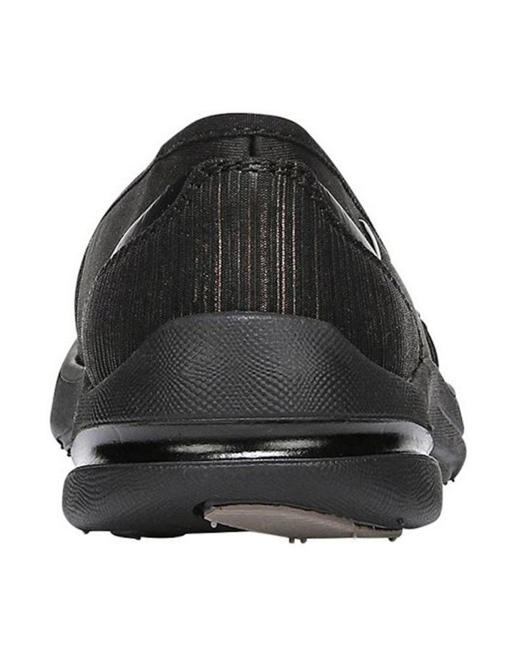 Lollipop Black/Gold Shimmer Sneaker image 3