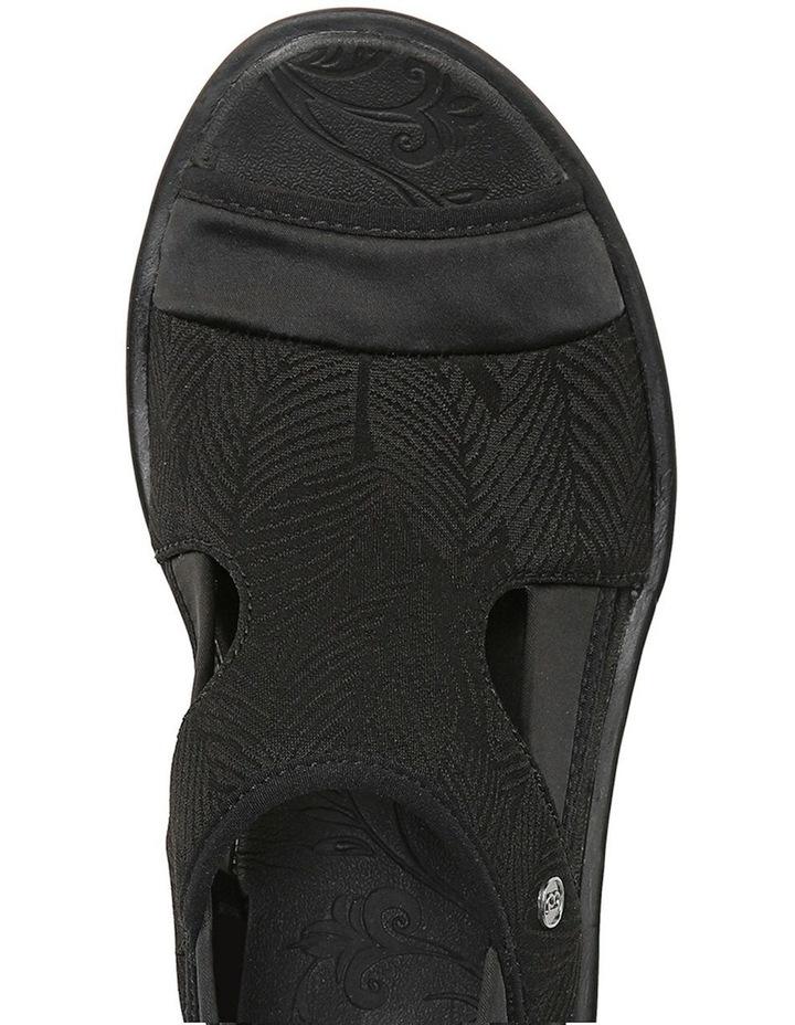 Dashing Black Sandal image 4