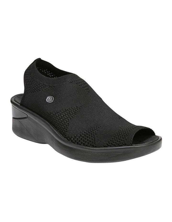 Secret Black Sandal image 2