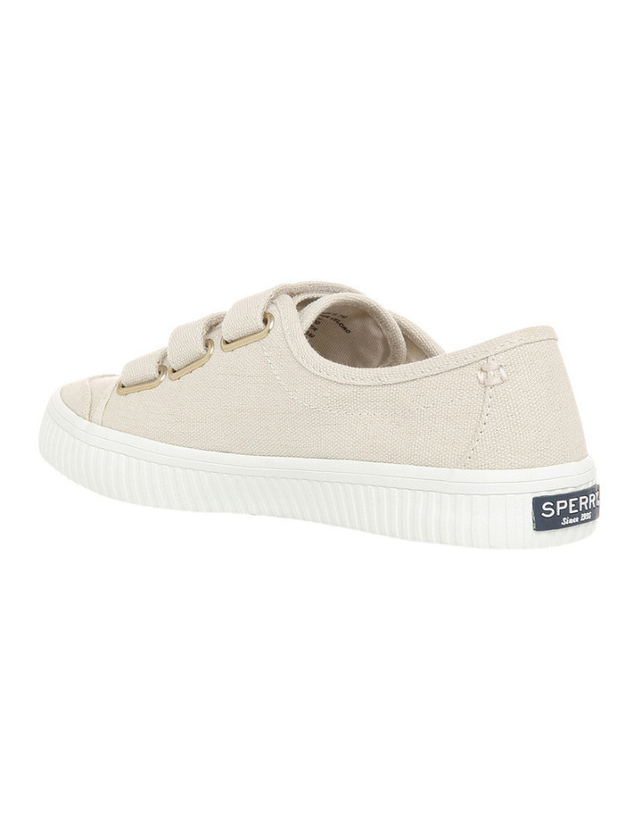 Crest Creeper Cvo Velcro STS80697 Ivory Sneaker image 2