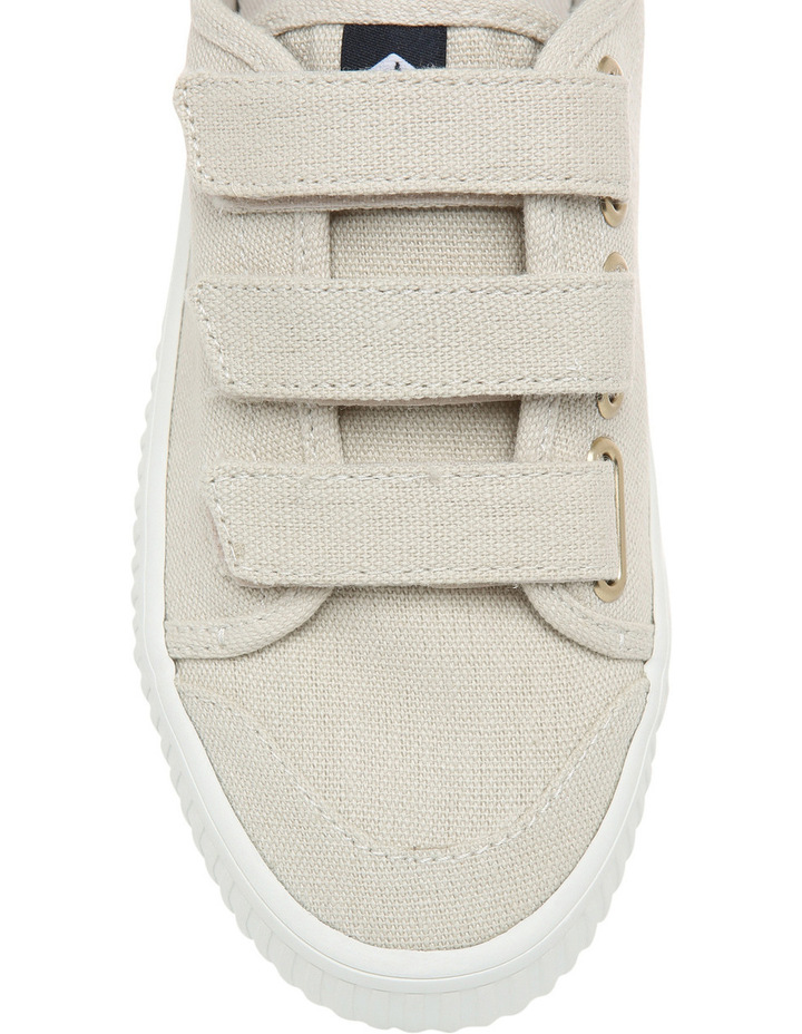 Crest Creeper Cvo Velcro STS80697 Ivory Sneaker image 3