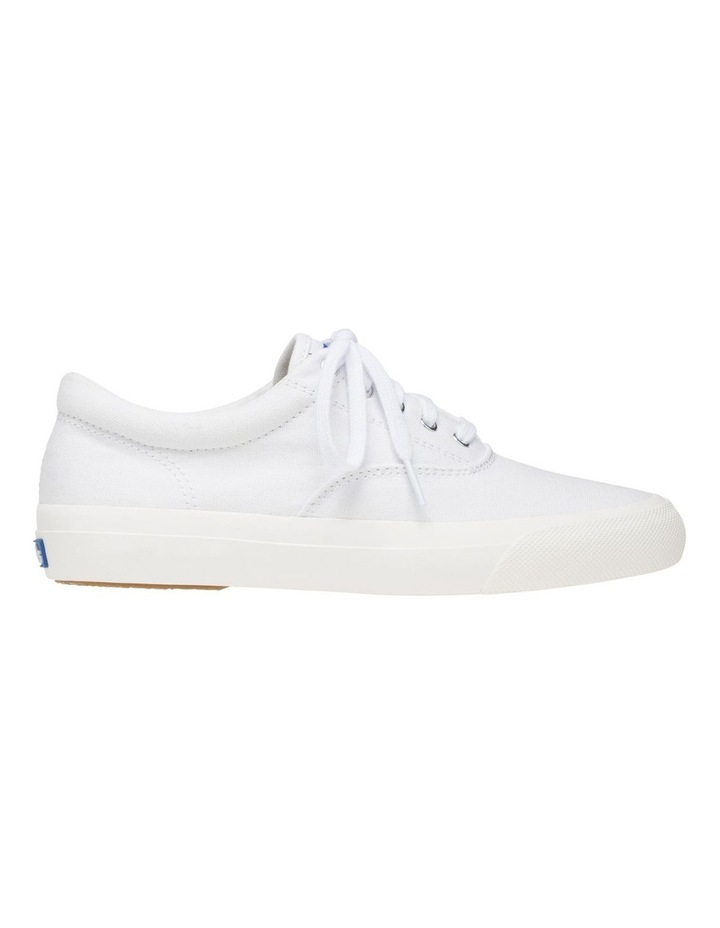 Anchor Canvas WF58139 White Sneaker image 1
