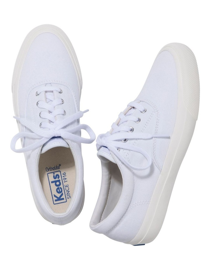 Anchor Canvas WF58139 White Sneaker image 2