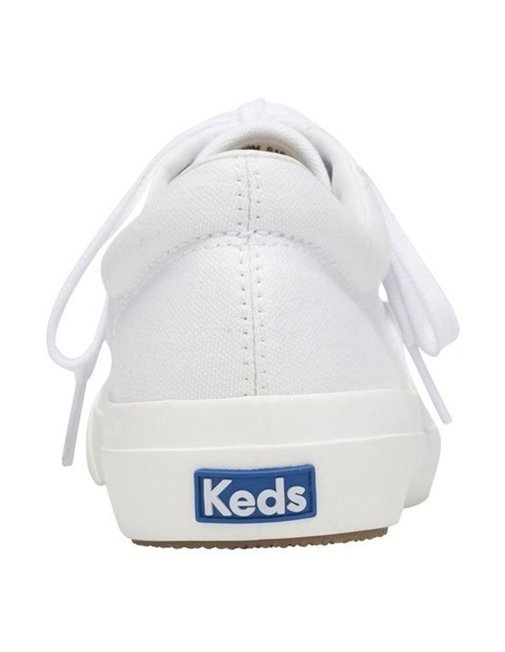 Anchor Canvas WF58139 White Sneaker image 4