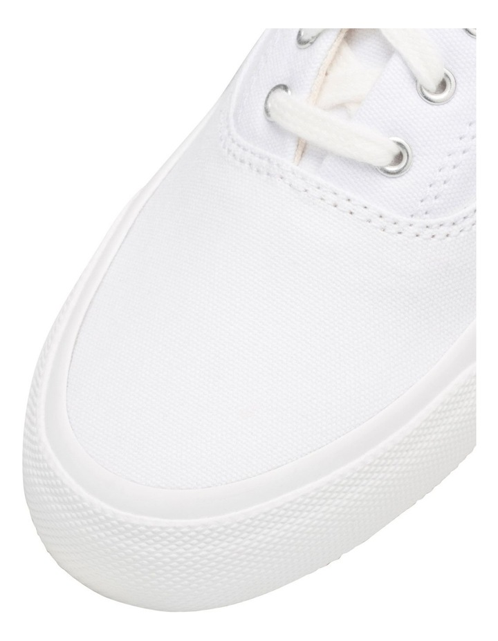 Anchor Canvas WF58139 White Sneaker image 6