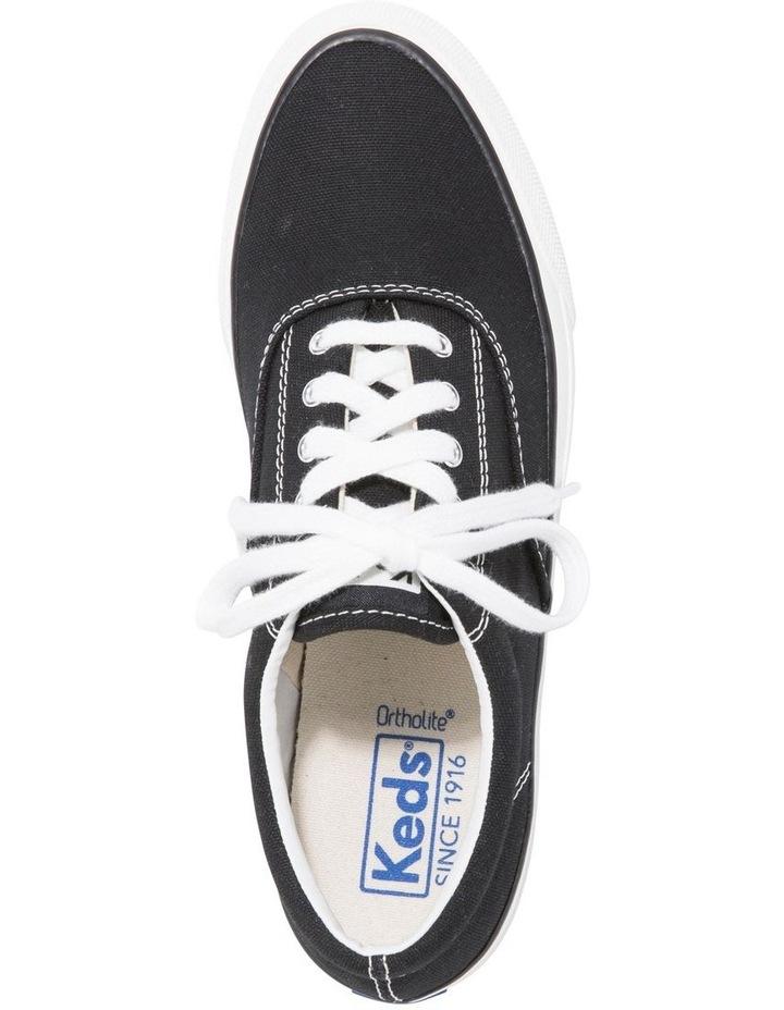 Anchor Canvas WF58140 Black Sneaker image 3