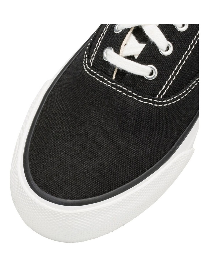 Anchor Canvas WF58140 Black Sneaker image 6