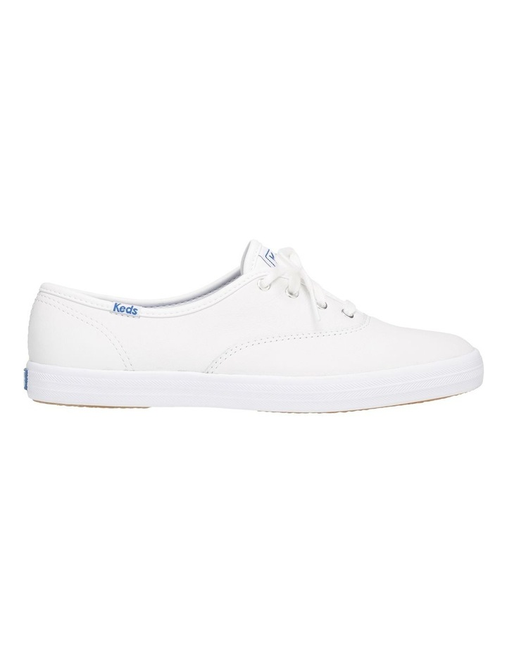 Champion Leather WH45750 White Sneaker image 1