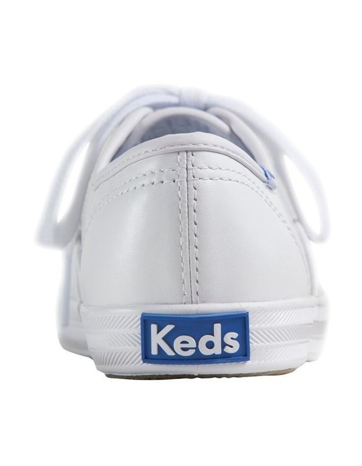 Champion Leather WH45750 White Sneaker image 4