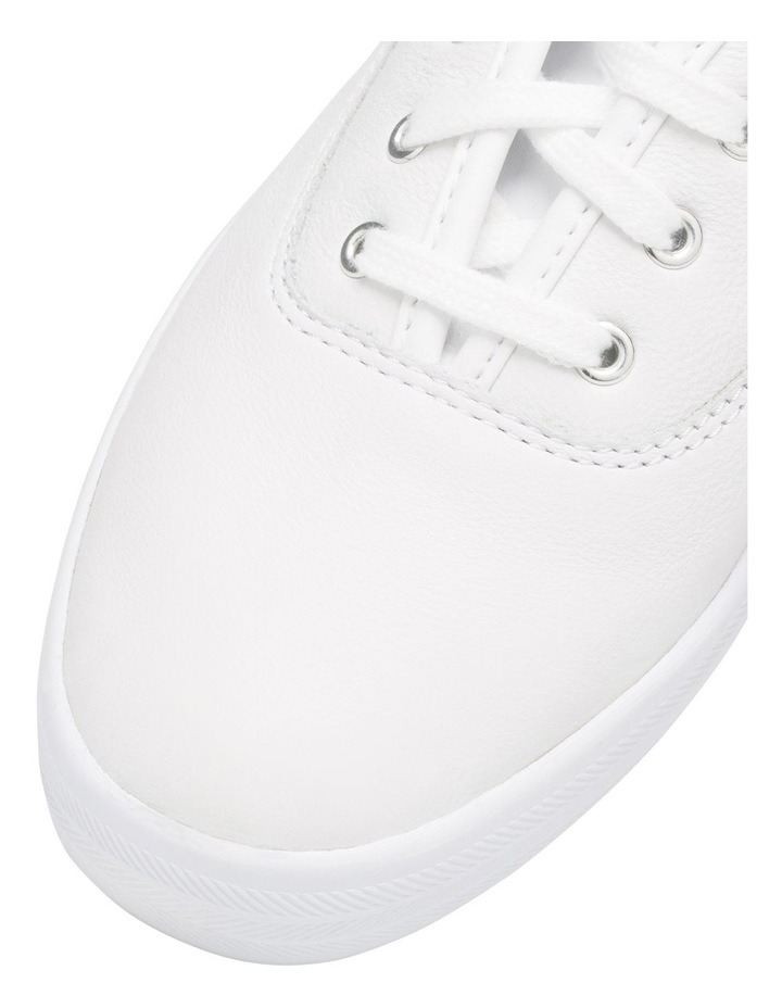 Champion Leather WH45750 White Sneaker image 6