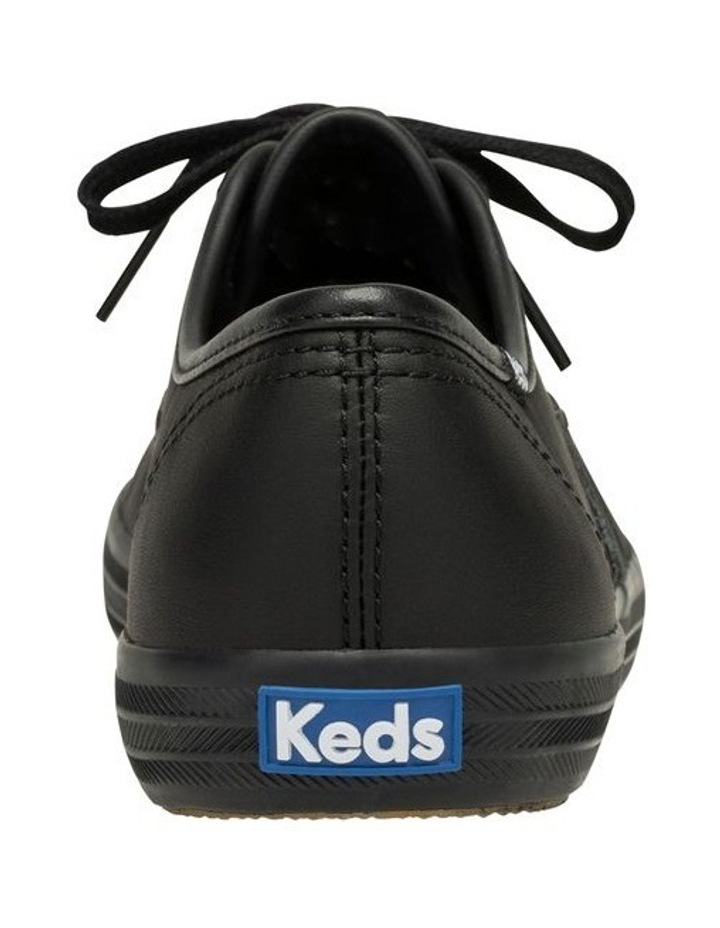 Champion Leather WH45780 Black Sneaker image 3