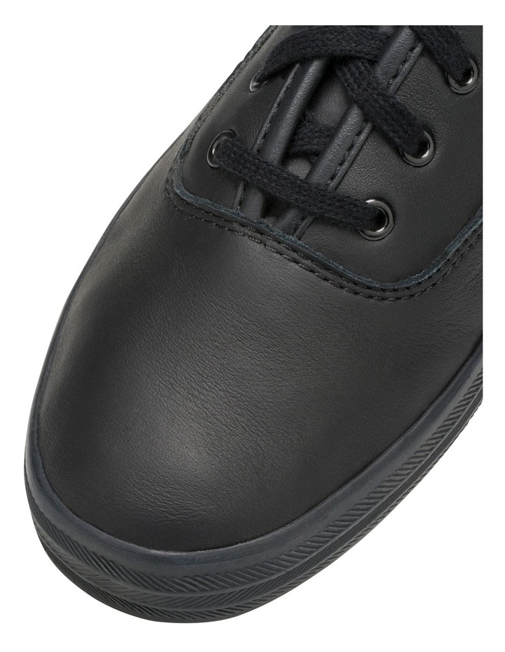 Champion Leather WH45780 Black Sneaker image 5