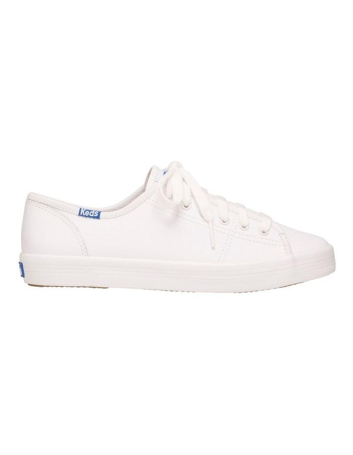 Kickstart Retro Court Leather WH57559 White Sneaker image 1