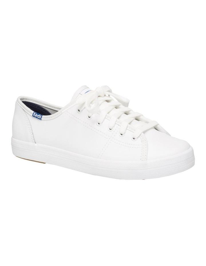 Kickstart Retro Court Leather WH57559 White Sneaker image 7