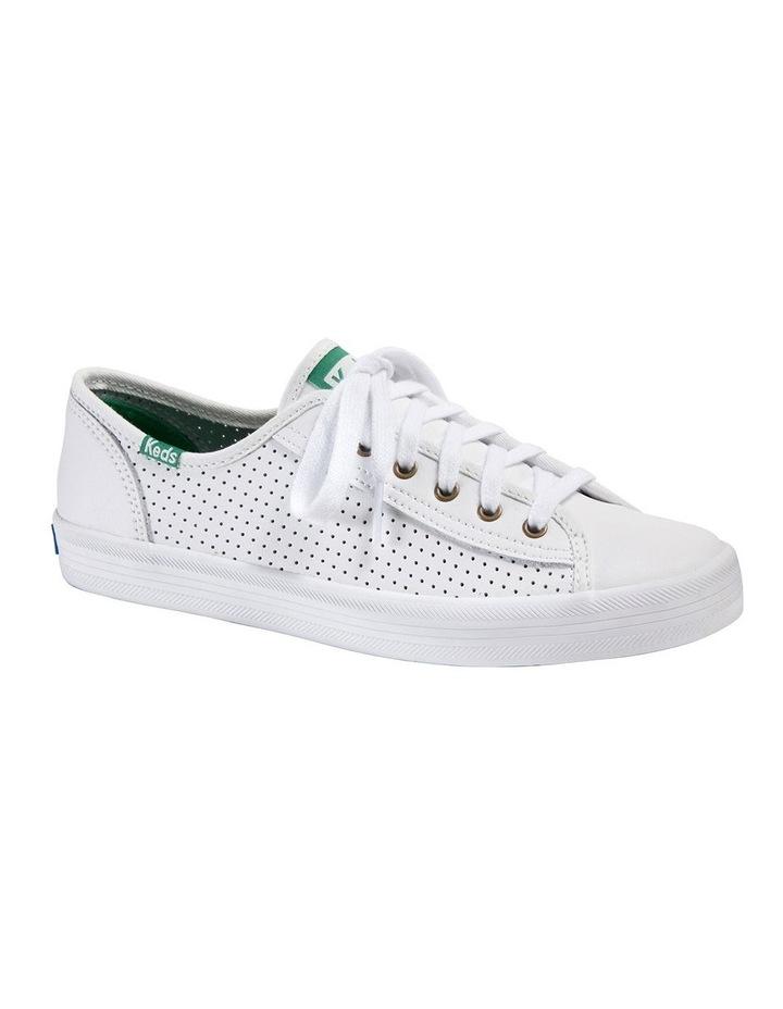 Kickstart Leather WH56115 White Sneaker image 1