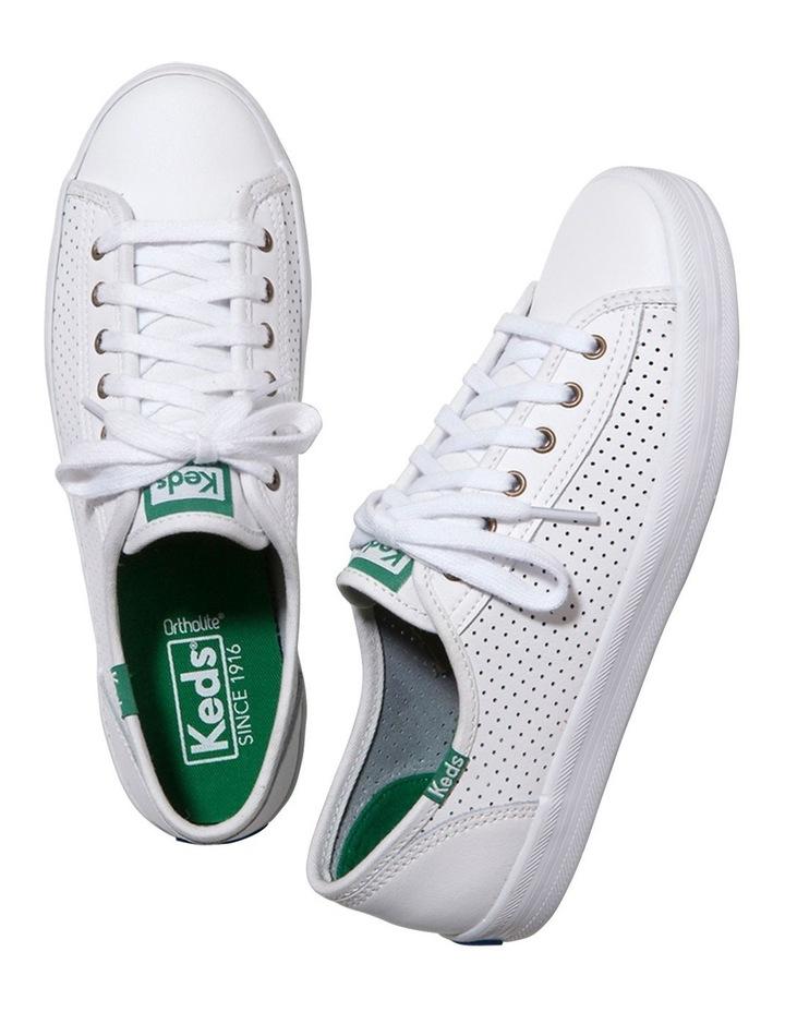 Kickstart Leather WH56115 White Sneaker image 2
