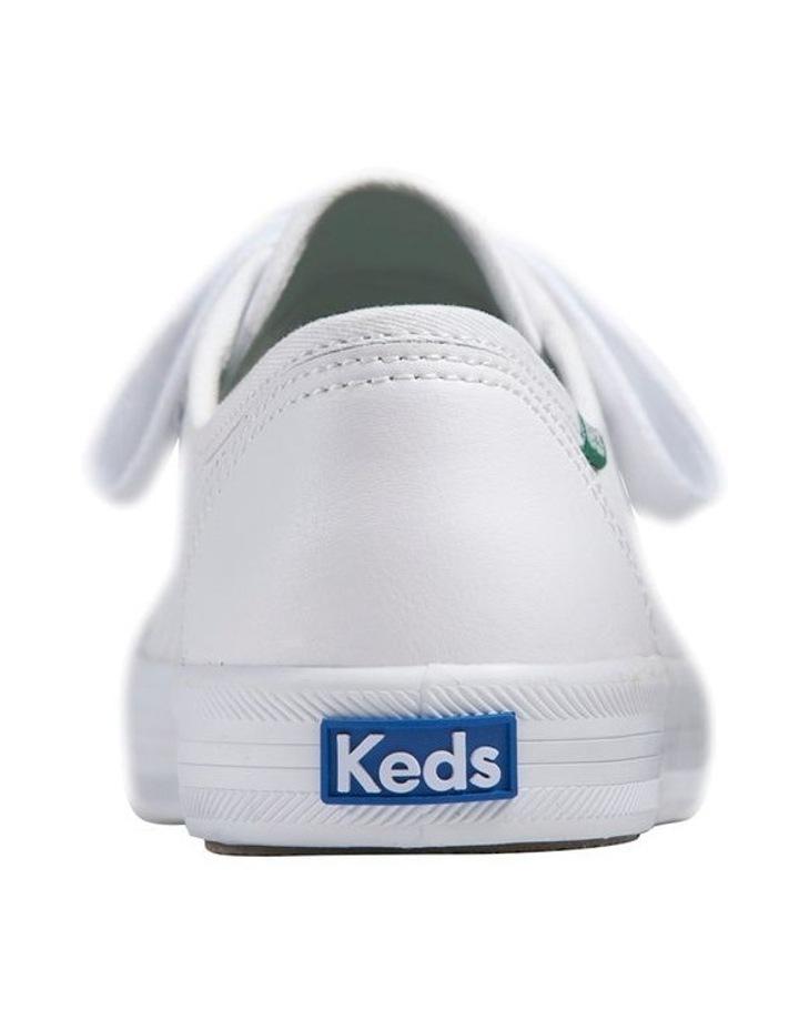 Kickstart Leather WH56115 White Sneaker image 4