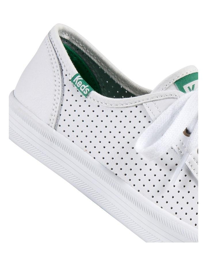 Kickstart Leather WH56115 White Sneaker image 5