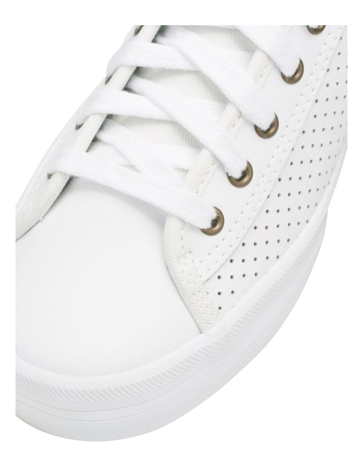 Kickstart Leather WH56115 White Sneaker image 6
