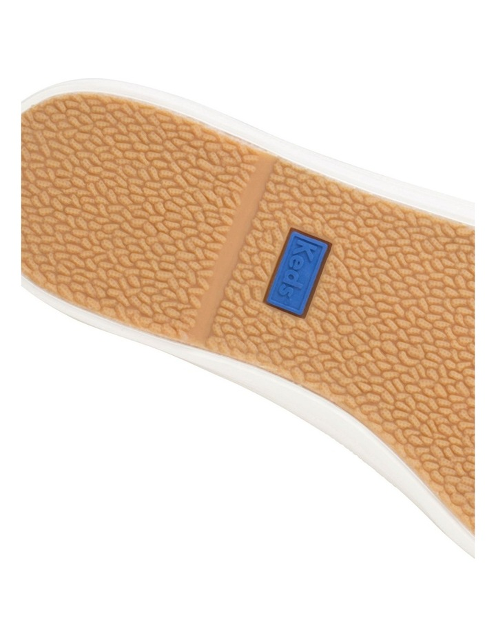 Kickstart Metallic Tumbled Leather Rose Gold Sneaker WH60365 image 6