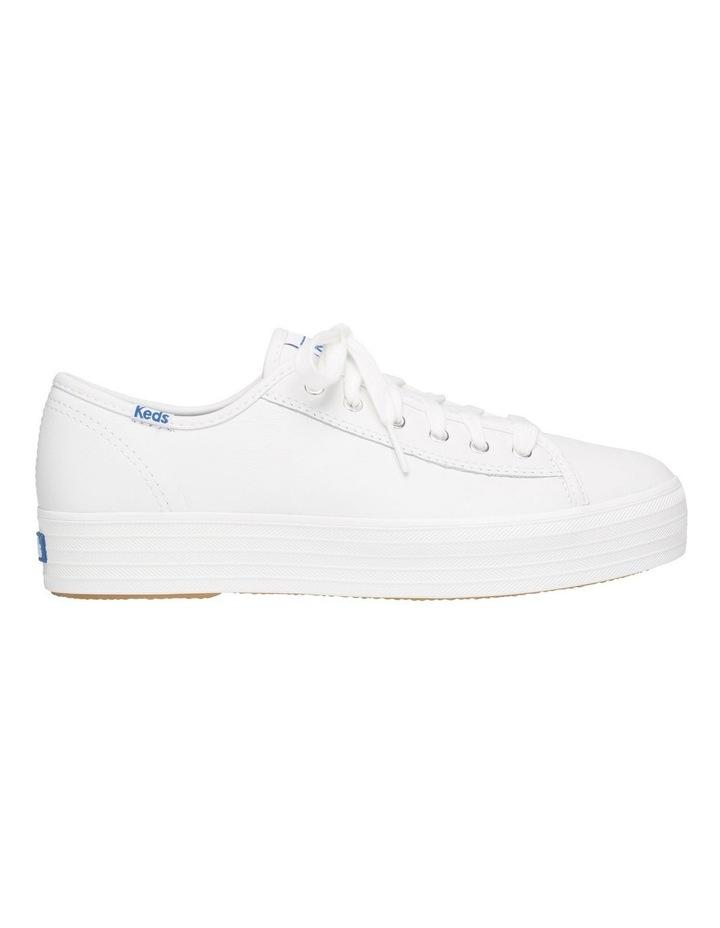 Keds Triple Kick Leather WH57310 White
