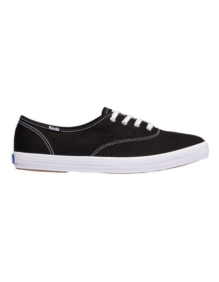 Champion Washable Organic Cotton Black Sneaker image 1