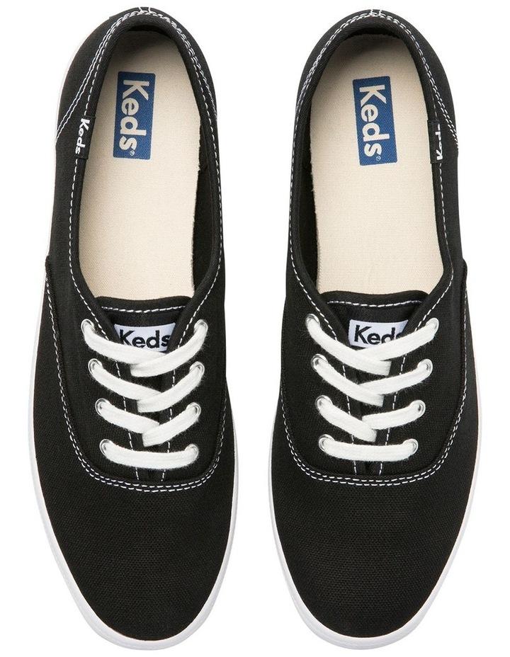 Champion Washable Organic Cotton Black Sneaker image 2