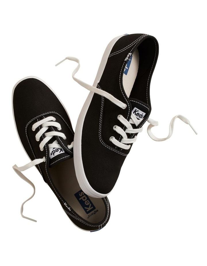 Champion Washable Organic Cotton Black Sneaker image 4
