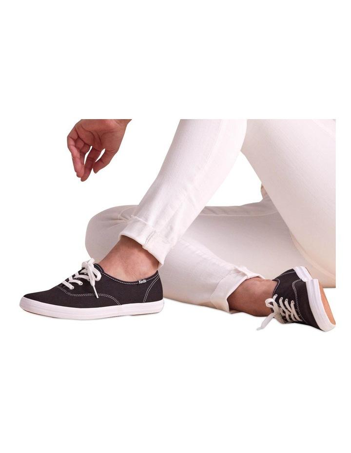 Champion Washable Organic Cotton Black Sneaker image 5
