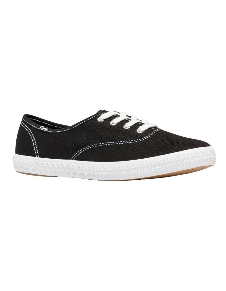 Champion Washable Organic Cotton Black Sneaker image 6