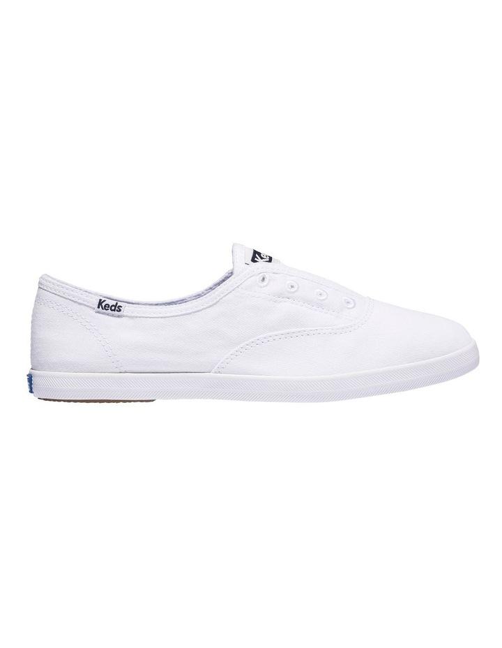 Chillax Washable Organic Cotton White Sneaker image 1