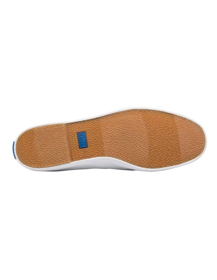 Chillax Washable Organic Cotton White Sneaker image 4