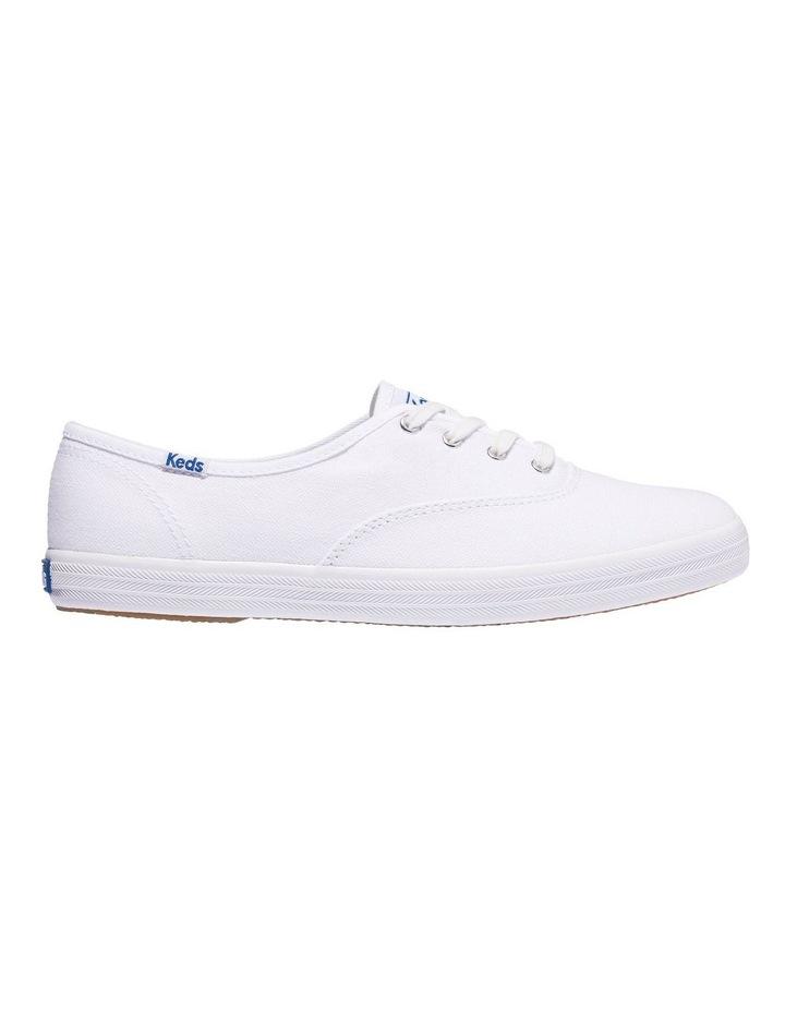 Champion Washable Organic Cotton White Sneaker image 1
