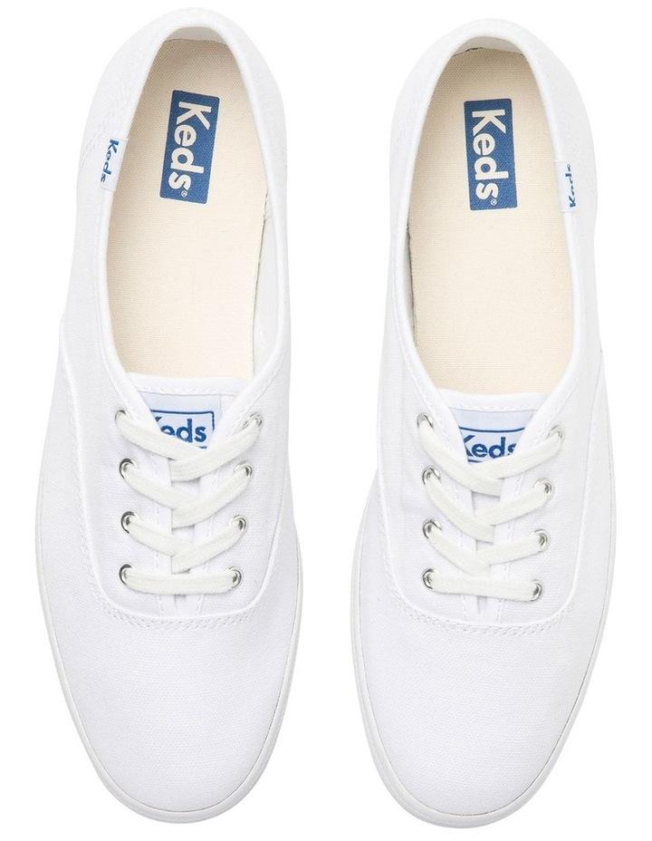 Champion Washable Organic Cotton White Sneaker image 2