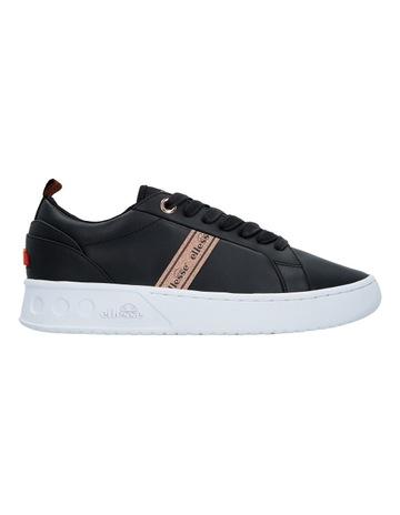 Ellesse Mezzaluna TP Black 610058 Sneaker 7d34d5672792