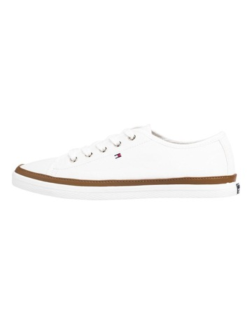 e22cdbd9c69b Tommy Hilfiger Iconic Pure Cotton Trainers