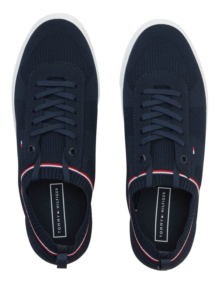 Knitted Tommy Hilfiger Sneaker image 3