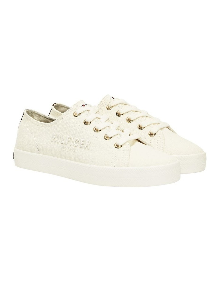 Tommy Basic Ivory Sneaker image 1