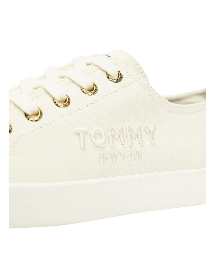 Tommy Basic Ivory Sneaker image 3