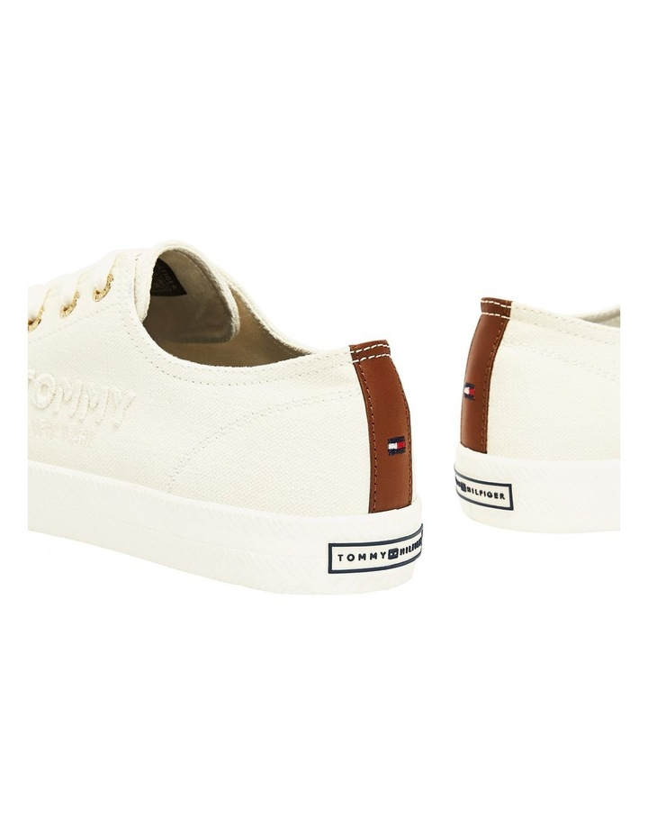 Tommy Basic Ivory Sneaker image 4
