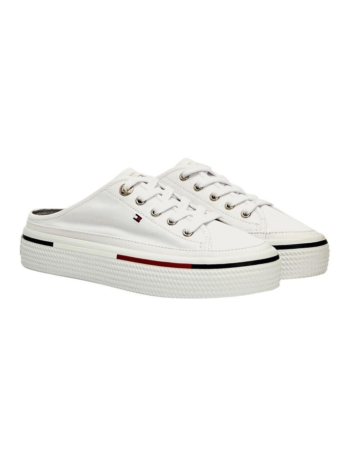 FW0FW04994_YBR Slip On Tommy Flatform Sneaker image 1