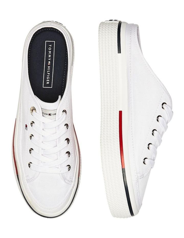 FW0FW04994_YBR Slip On Tommy Flatform Sneaker image 2