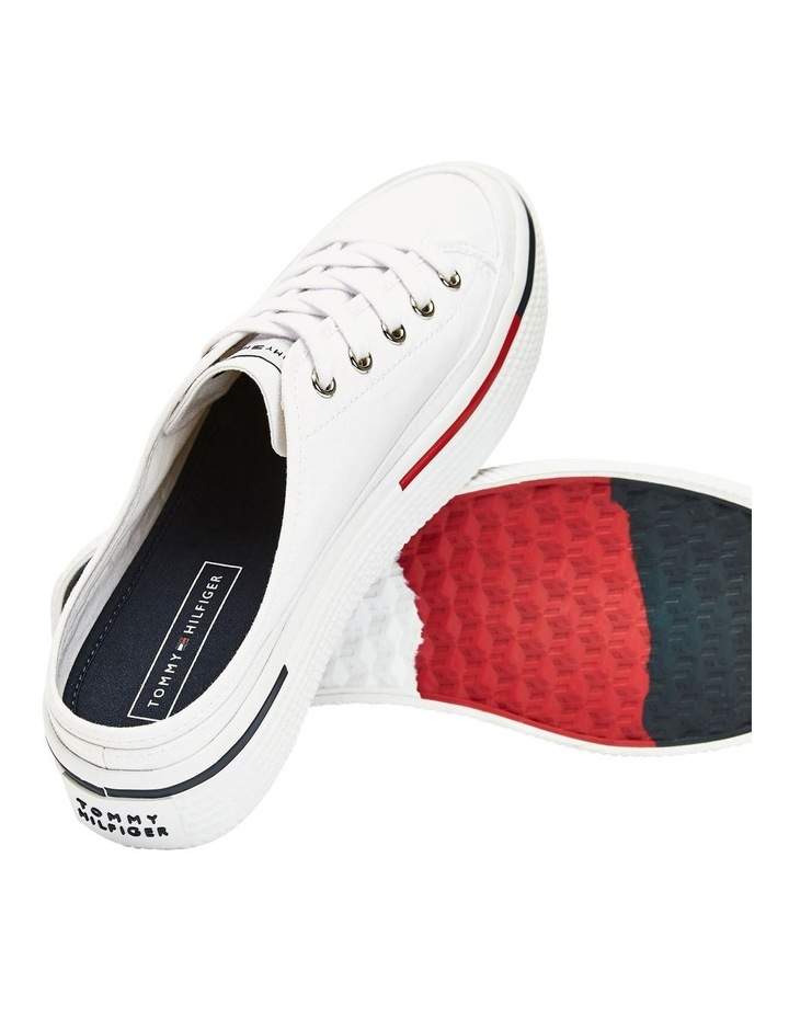 FW0FW04994_YBR Slip On Tommy Flatform Sneaker image 3