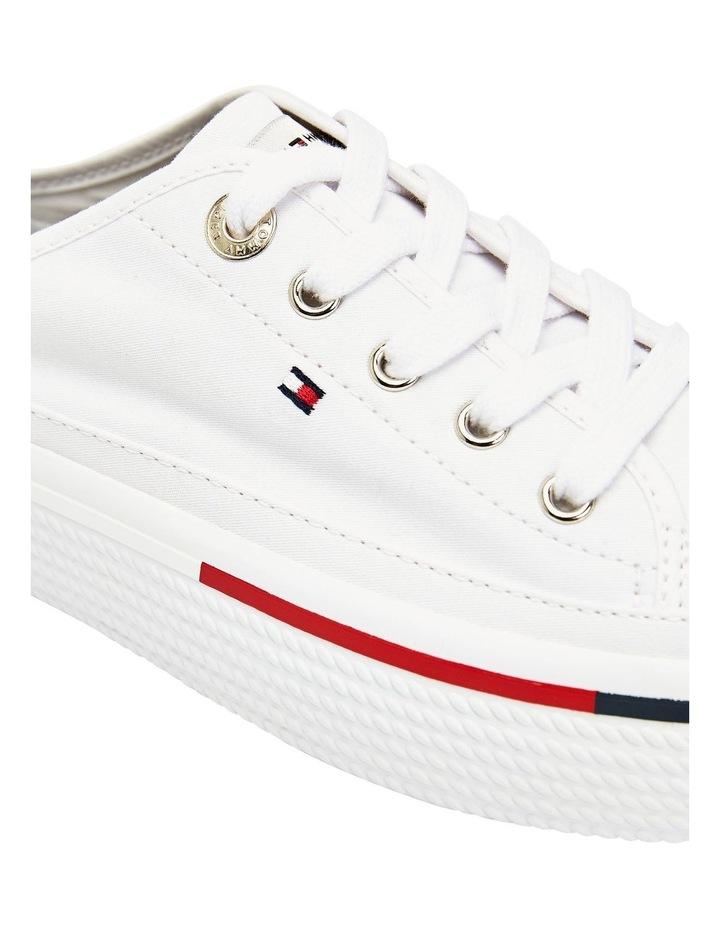 FW0FW04994_YBR Slip On Tommy Flatform Sneaker image 4