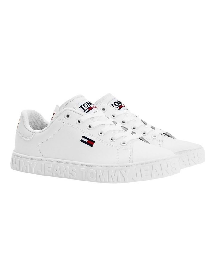 Cool Tommy Jeans Lace-Up Sneakers image 1