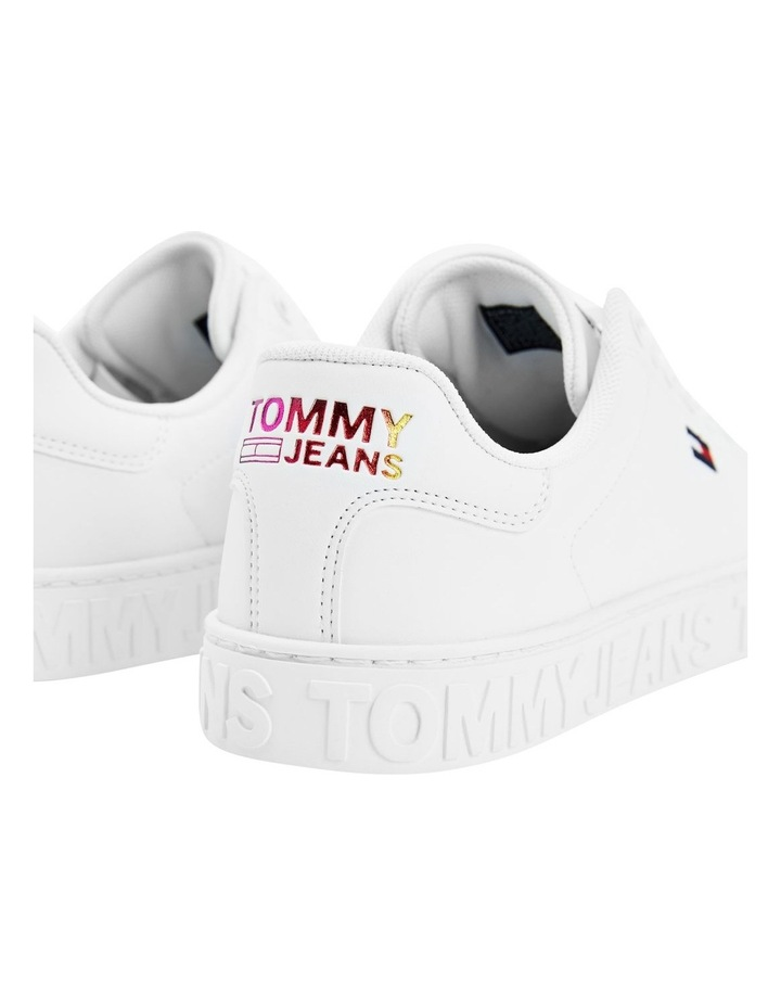 Cool Tommy Jeans Lace-Up Sneakers image 2