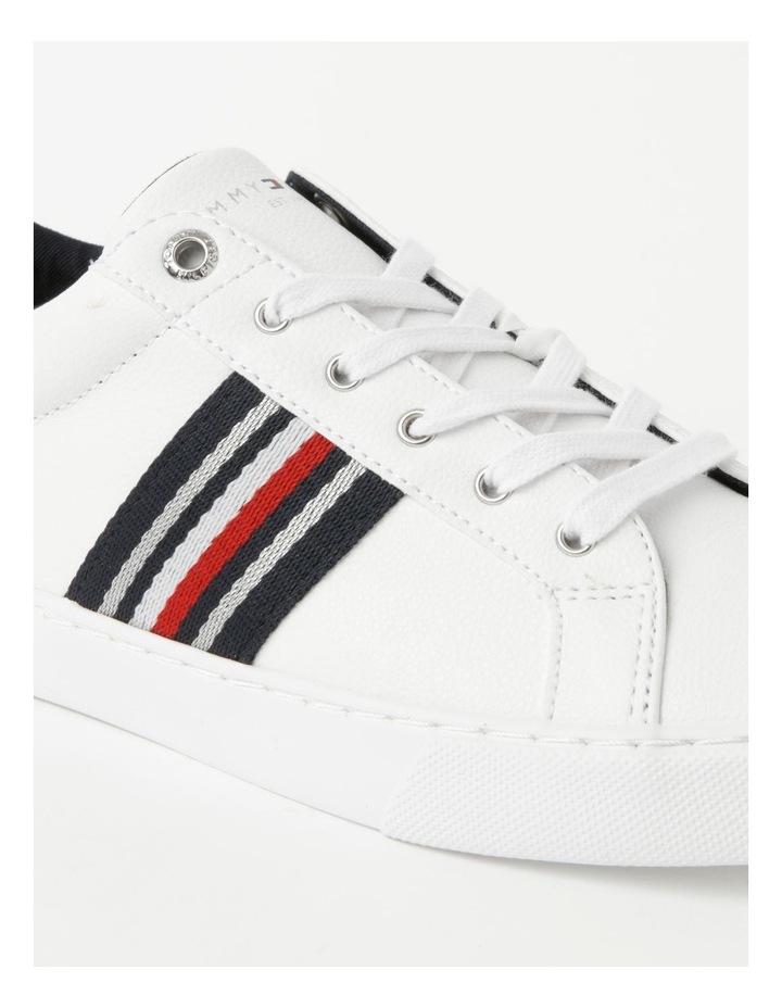 Multi Rwb Stripe Sneaker image 4